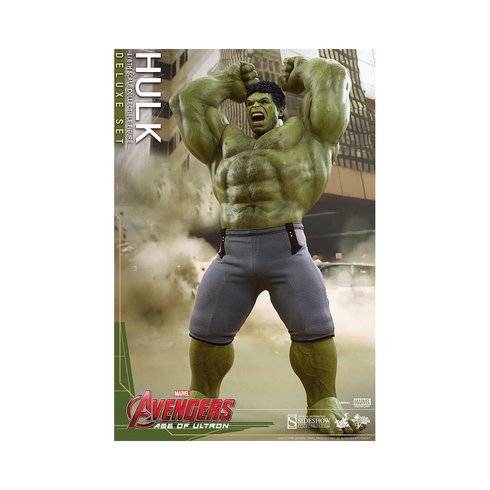 Hot Toys Avengers 2 - Hulk 1/6 deluxe version | eBay