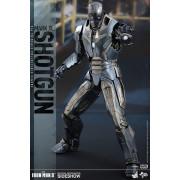 Hot Toys Iron Man 3 figurine 1/6 Mark XL Shotgun