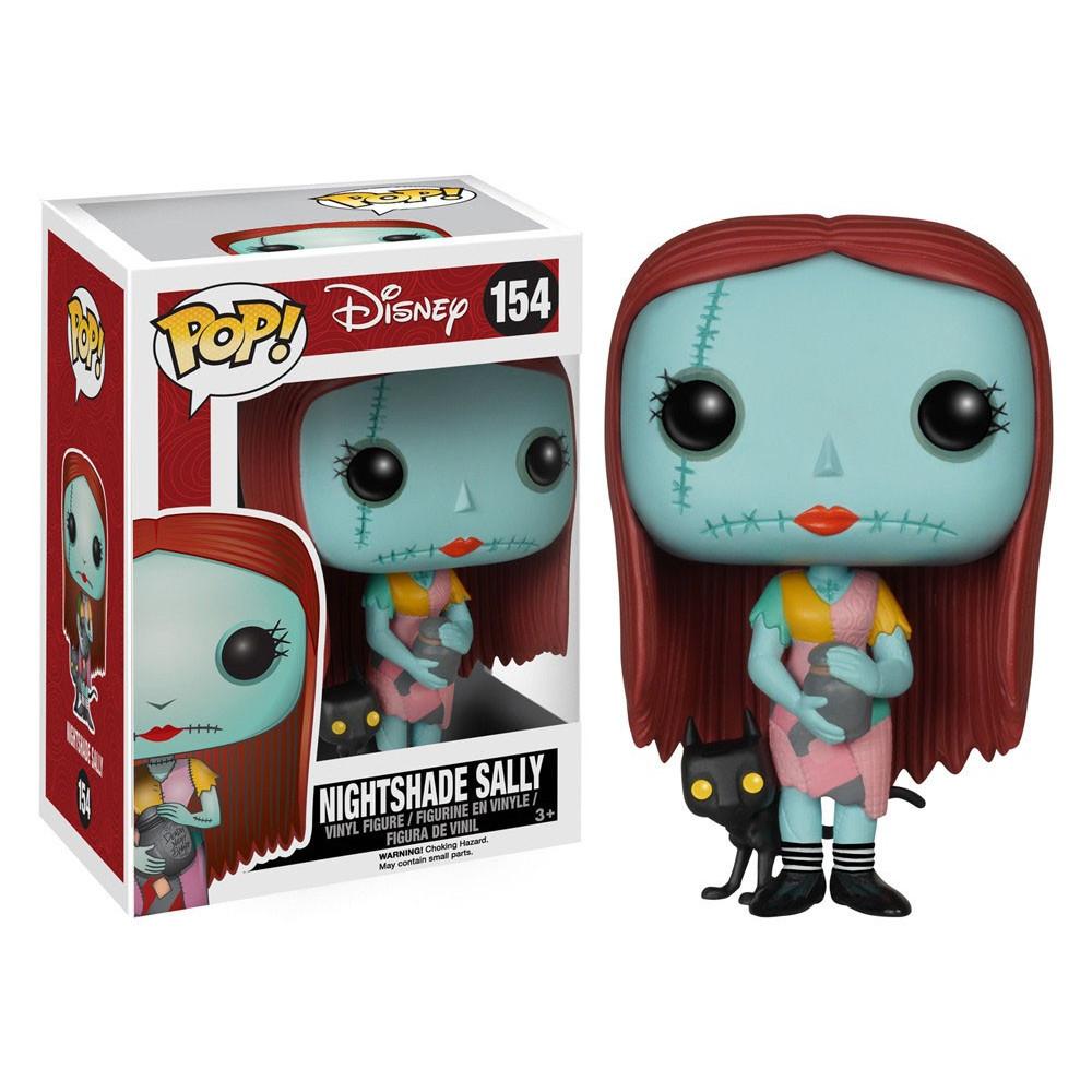 Funko Pop Disney Nbx Sally Figurine Collector