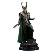 Sideshow DC Comics Statue Premium Format Loki