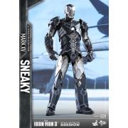 Hot Toys Iron Man 3 Figurine Mark XV Sneaky