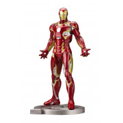 Kotobukiya Avengers L'Ère d'Ultron figurine PVC ARTFX 1/6 Iron Man Mark XLV