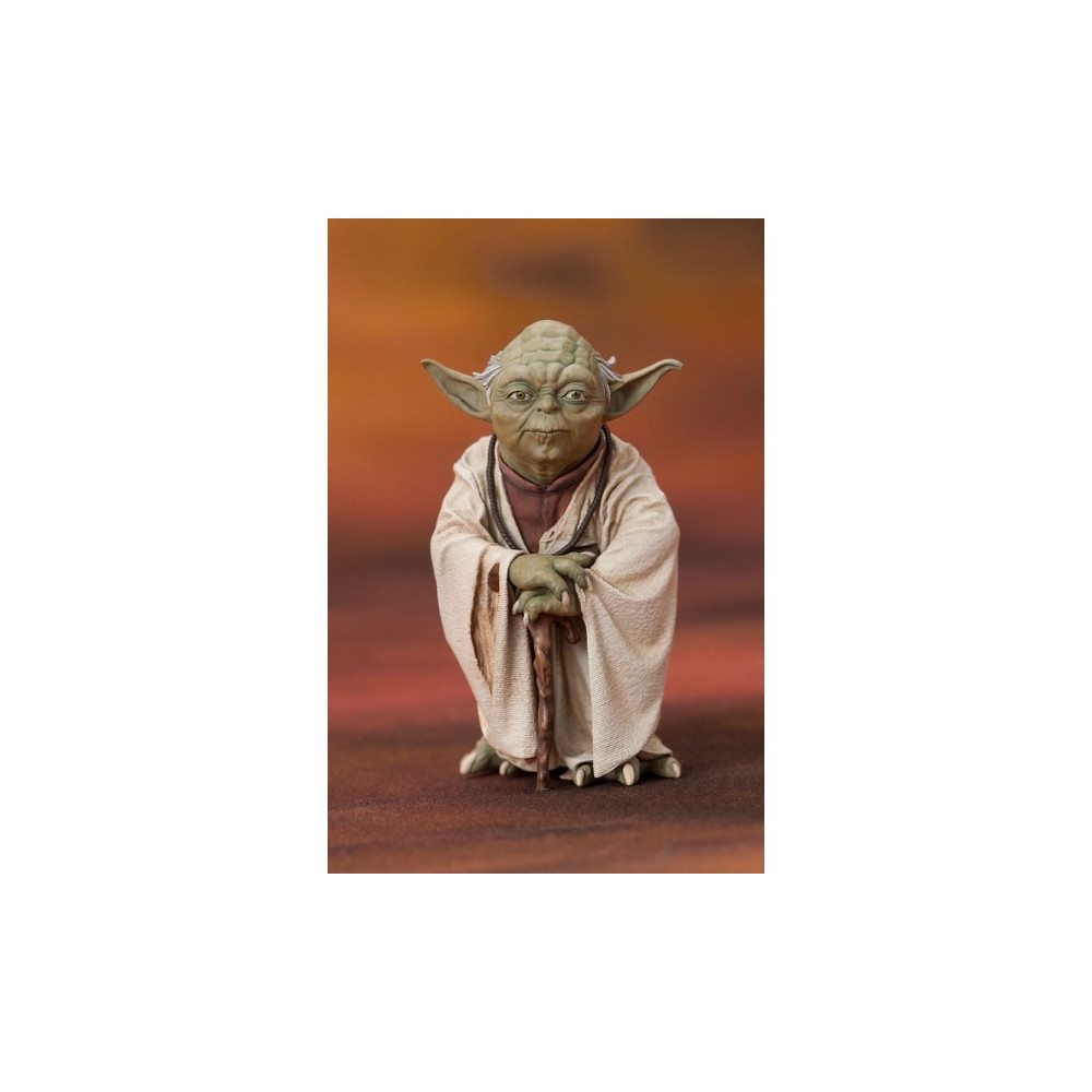 kotobukiya star wars figurines pvc artfx yoda and r2 d2. Black Bedroom Furniture Sets. Home Design Ideas