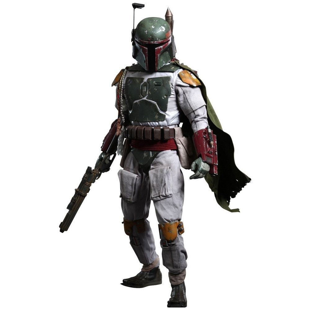 gro artig spielzeug star wars figur qs 1 4 boba fett ebay. Black Bedroom Furniture Sets. Home Design Ideas