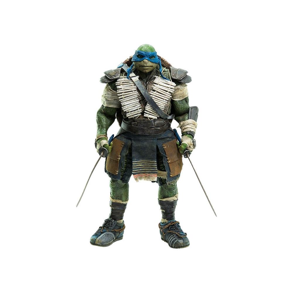 Threezero tmnt tortues ninja figurine leonardo - Leonardo tortues ninja ...