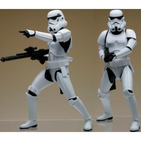 Star Wars Death Trooper Storm Trooper Crâne Zombie non peinte