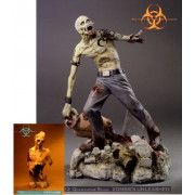 Quarantine Studio Zombie Unleashed Statue Punk Otto Exclusive