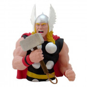 Thor Tirelire PVC Bust Bank Monogram