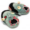 Thingeek Pantoufles Zombie Peluche