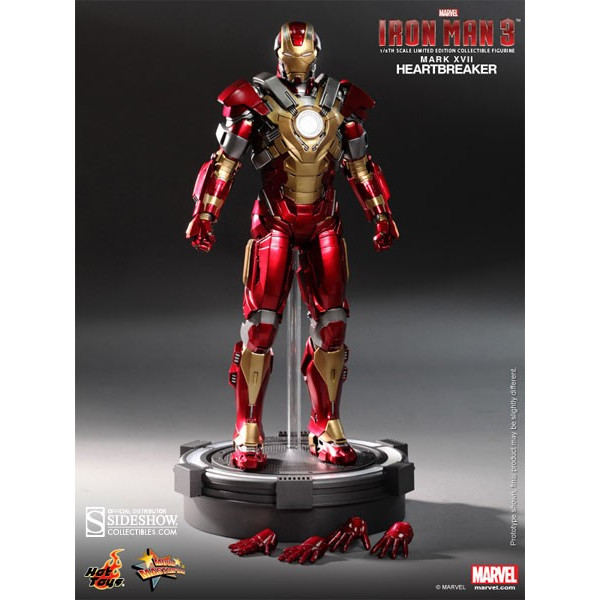 figurine iron man 3 collector