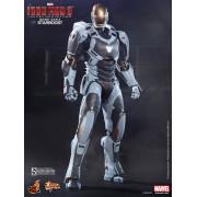 Hot toys  Iron Man 3 figurine 1/6 Iron Man Mark XXXIX Starboost