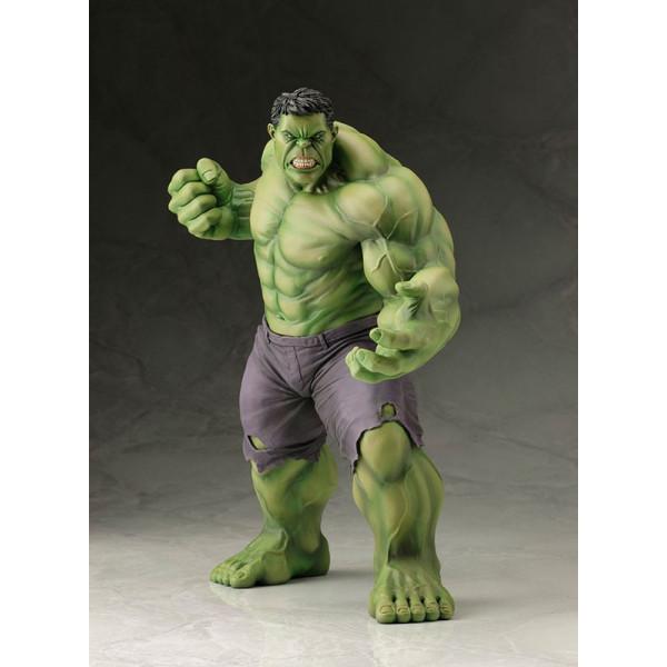 figurine hulk en resine