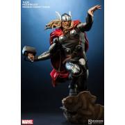 Sideshow Statue Marvel Thor Premium Format