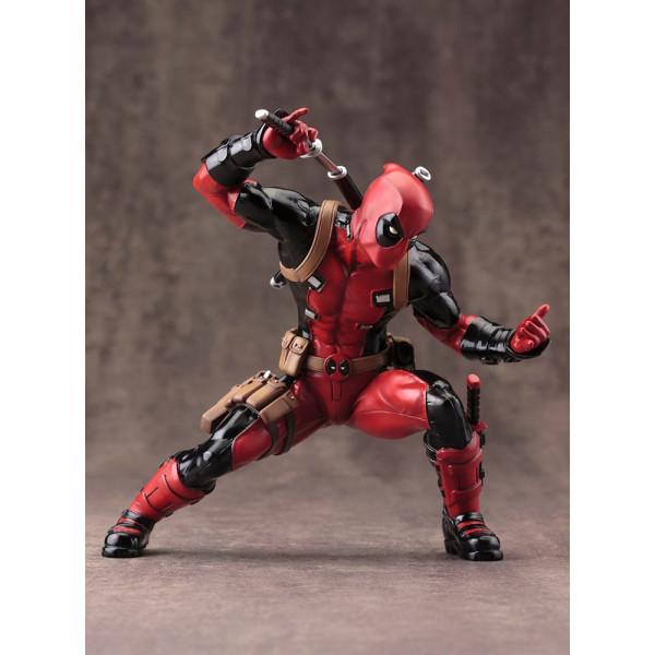 Deadpool : Une nouvelle Figurine en précomande sur Sideshow