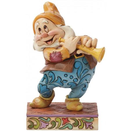 Disney tradition blanche neige nain joyeux figurine collector - Joyeux blanche neige ...