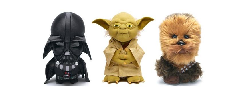 Peluches Star Wars