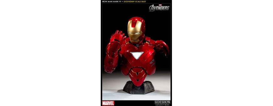 Buste Iron Man