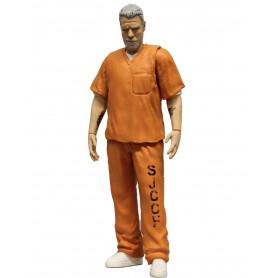 Mezco Sons Of Anarchy Orange Prison Variant Clay NYCC Exclusive