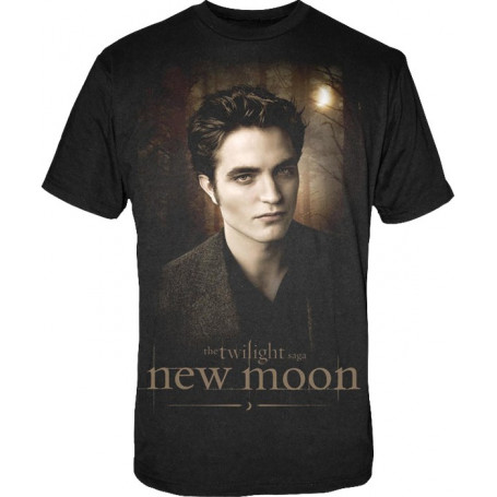 Twilight T-Shirt Homme New Moon Edward What Choice