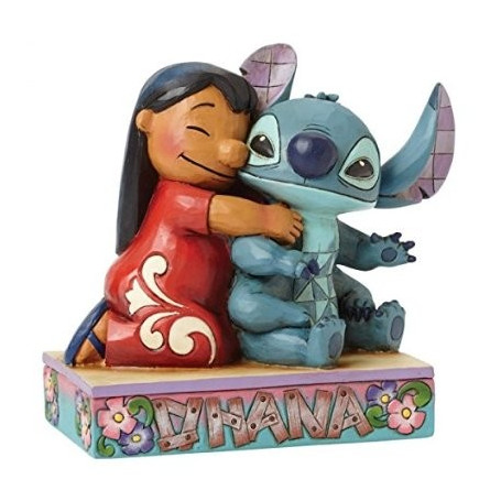 Disney Traditions Statue Lilo et Stitch