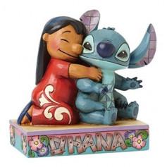 Disney Traditions Statue Lilo et Stitch