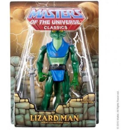 MOTU Classics Maitres de l'univers Figurine Lizard Man