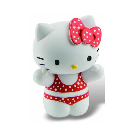BullyLand Hello Kitty figurine Bikini Kitty 5 cm