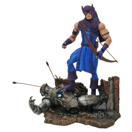 Diamond Marvel Select figurine Classic Hawkeye