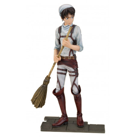 Banpresto Attack on Titan Eren Yeager Cleaning Version