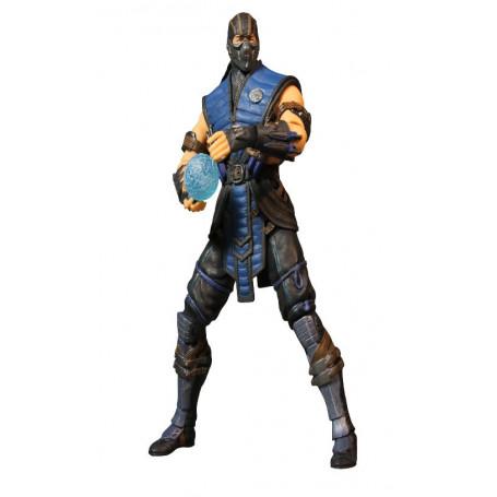 Mezco Mortal Kombat X figurine 1/6 Sub-Zero