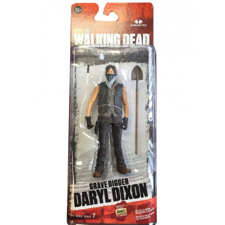 McFarlane Walking Dead TV Serie 7.5 - Daryl Dixon