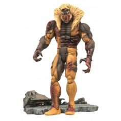 Diamond Marvel Select figurine Zombie Sabretooth