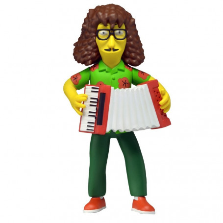 Neca Figurines Simpsons 25 th anniversary S4 - Weird Al