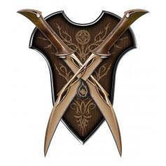 United Cutlery Hobbit Réplique Dagues Tauriel