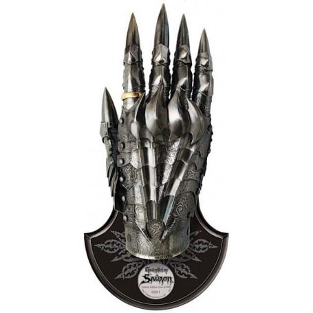 United Cutlery Le Hobbit Réplique Gant de Sauron