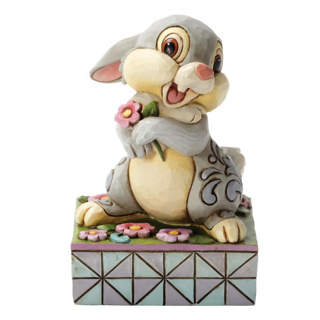 Disney tradition Bambi Statue panpan