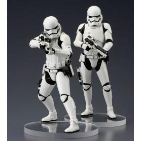 Kotobukiya Star Wars VII - Pack Figurine Stormtrooper First Order
