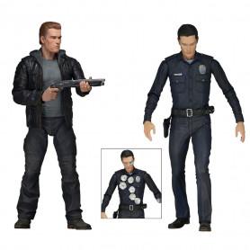 Neca Terminator Genisys série 1 - Set Complet