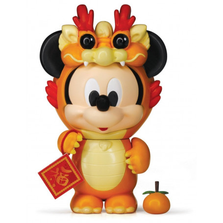 Disney Play Buddies Figurine Mickey Signe Chinois dragon