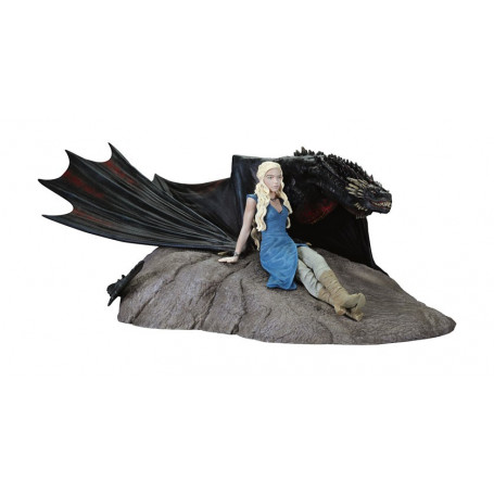 Dark Horse Statue Game of thrones - Daenerys et Drogon Normale