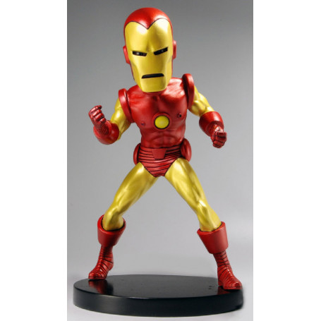 Neca Bobble Head Iron Man Classic