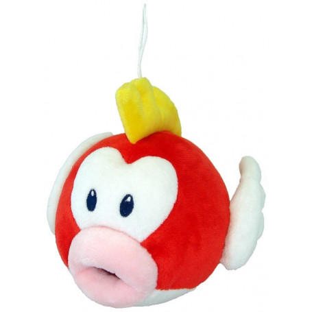 Peluche Super Mario bros Cheep Cheep
