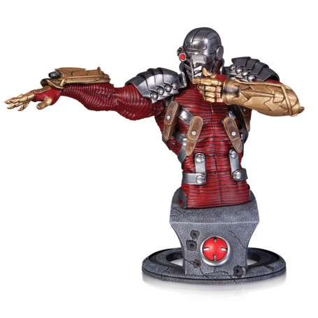 DC Direct Super Villains buste Deadshot