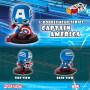 Dragon Bobble Head Avengers Captain America