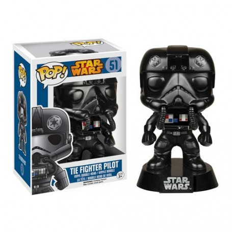 Funko Star Wars Figurine Pop Tie Fighter