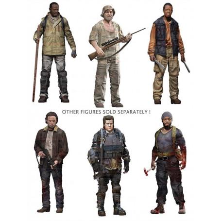 McFarlane Walking Dead TV Serie 8 - Set Complet