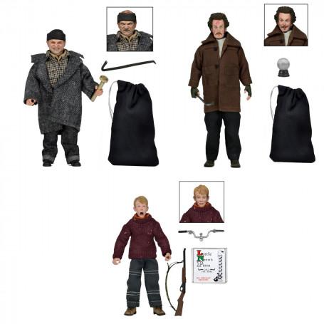 Neca Figurine Home Alone Set Complet