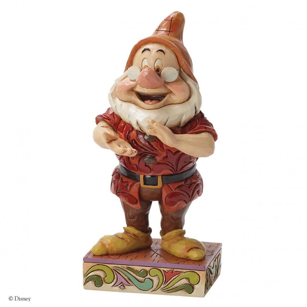 Disney tradition blanche neige nain doc figurine collector - Joyeux blanche neige ...