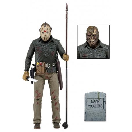 Neca Vendredi 13 chapitre 6 figurine Jason