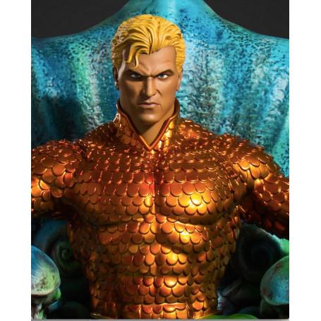 Imaginarium DC Statue Aquaman sur son trone 1/2